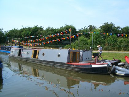 BBCC 2006 boat rally